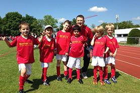 Titelbild Sportart Fußball • Kinder und Jugendliche