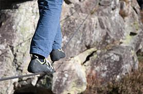 Titelbild Sportart Klettern