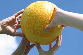 Titelbild Sportart Volleyball