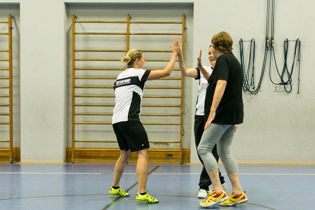 Teamgeist und Fairness | CSV Frauenfußball-Team