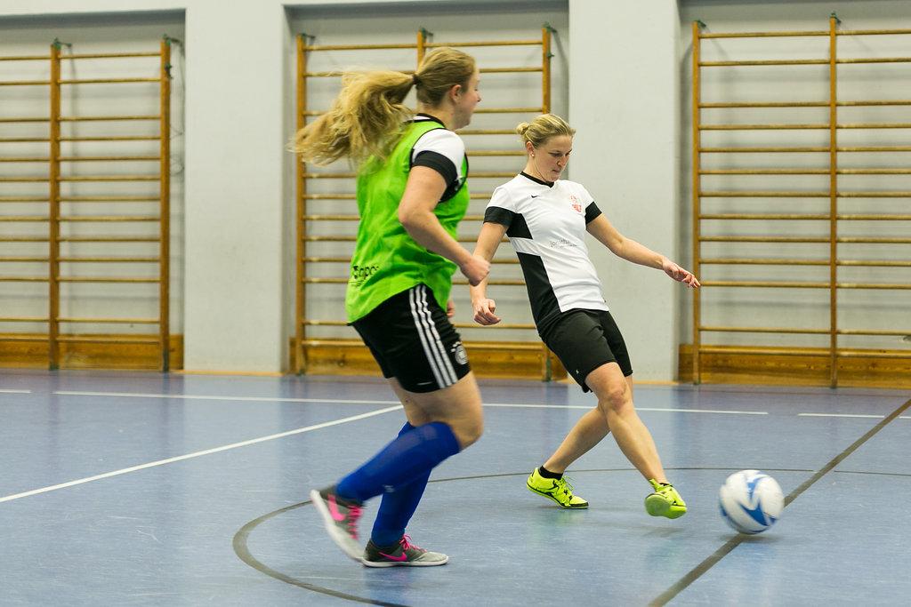 Trainingsspiel | CSV Frauenfußball-Team