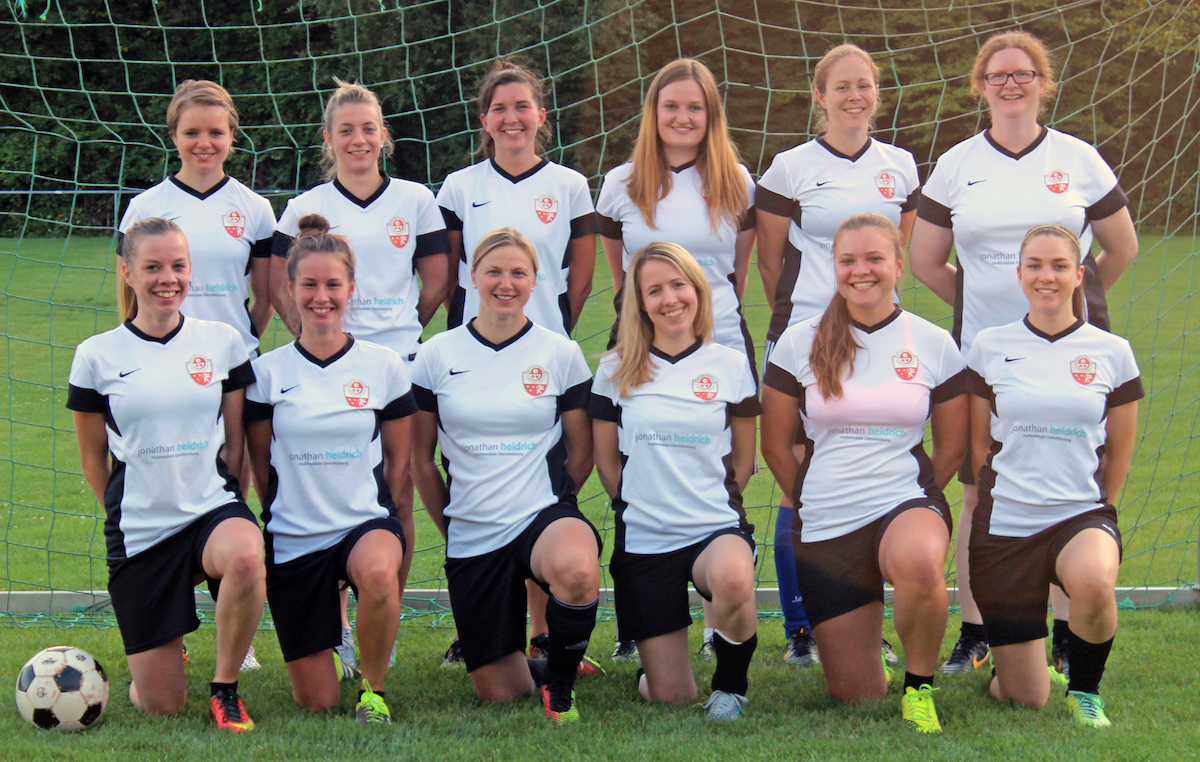 Das Team 2018 im CSV Stuttgart